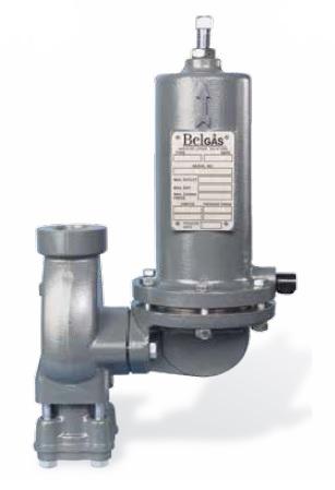 BelGAS P630 High Flow Gas Regulator