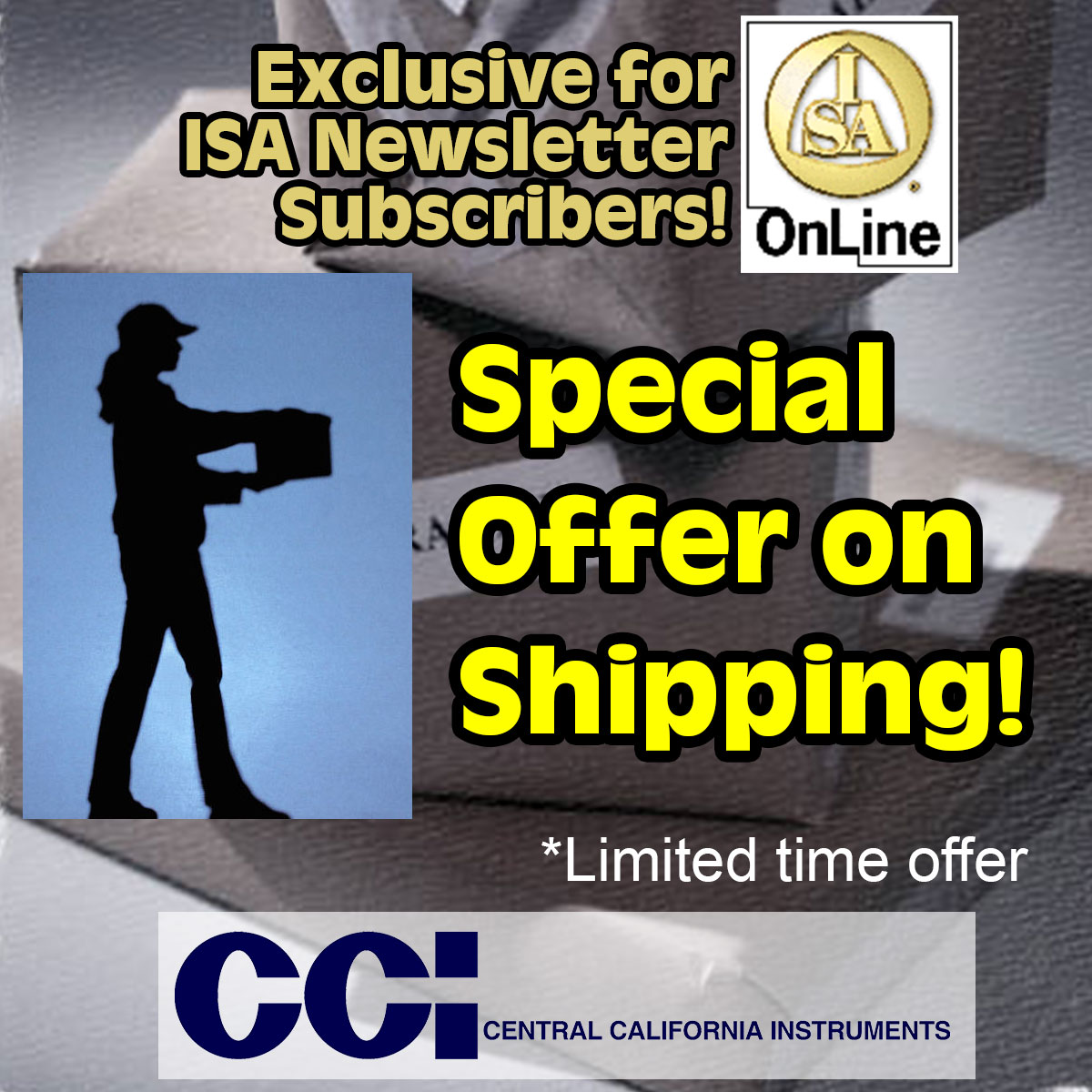 May-ISA-Newsletter-Shipping-Special