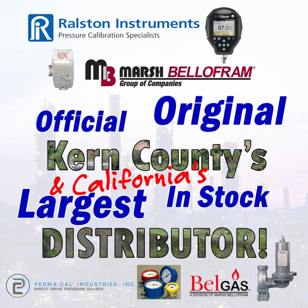Kern County's Distributor